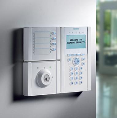 Siemens Alarmtechnik